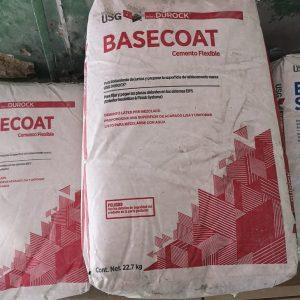 Cemento Flexible BASECOAT para DUROCK