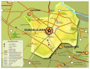 Video Guadalajara Jalisco crecimiento