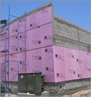 Owens Corning Foamular aislante para muros exteriores