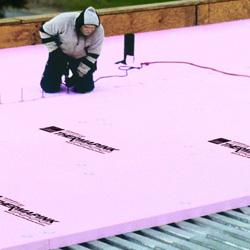 Foamular aislamiento para techos y azoteas