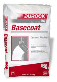 BASE COAT para DUROCK