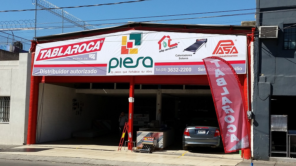 Tablaroca Guadalajara Centro