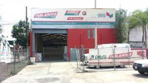 Fachada Sucursal PIESA Tablaroca Tabachines Guadalajara